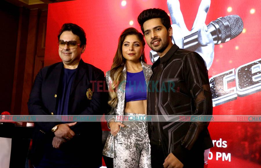 Launch of 'The Voice'