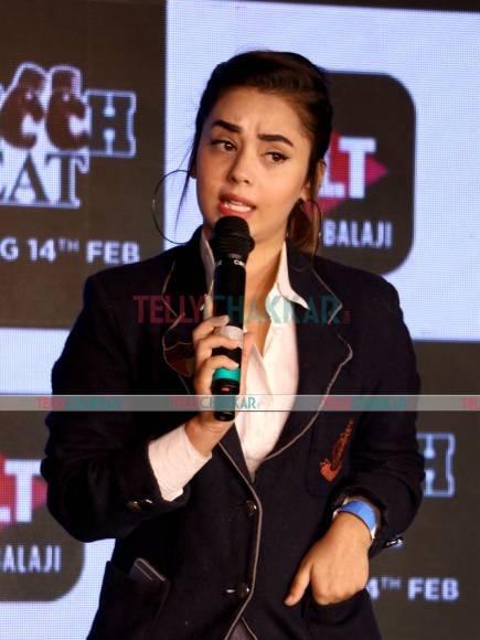 Launch of  ALTBalaji's Puncchbeat and Kehne Ko Humsafar Hai 2