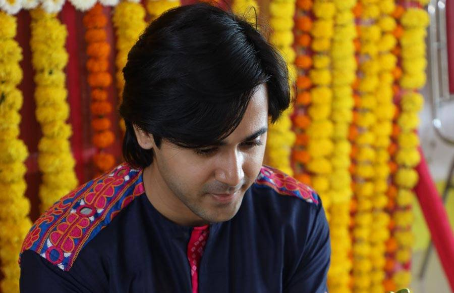 Sameer and Naina's Mehendi ceremony in Sony TV's Yeh Un Dinon...