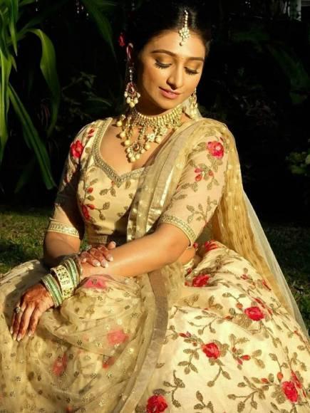 Mohena Kumari Singh Dreamy Engagement