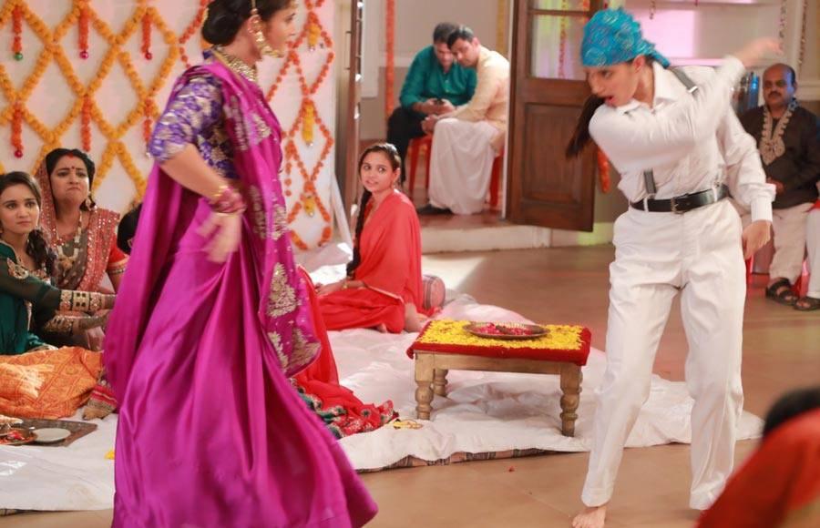 In pics: On the sets of Sony TV's Ye Un Dinon Ki Baat Hai