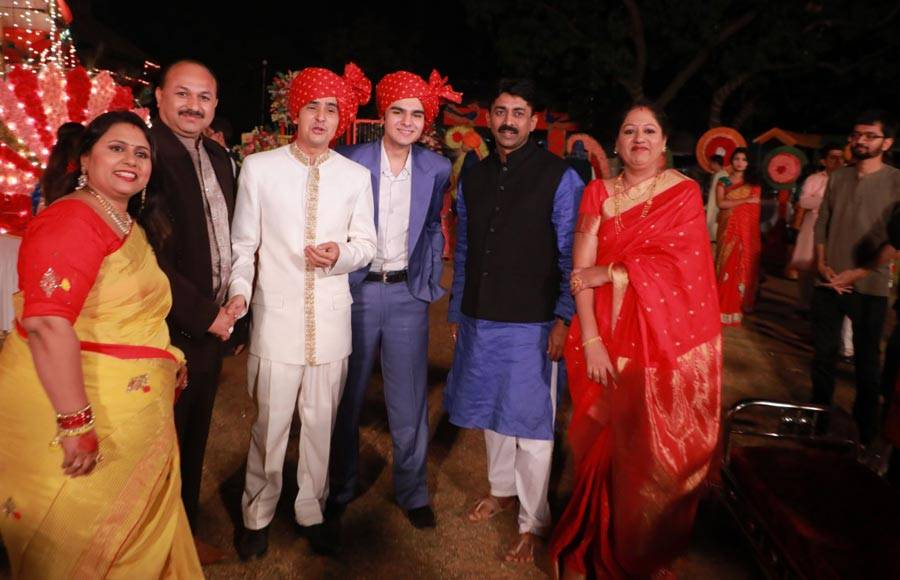 Yeh Unn Dino Ki Baat Hai: Sameer and Naina's wedding pics