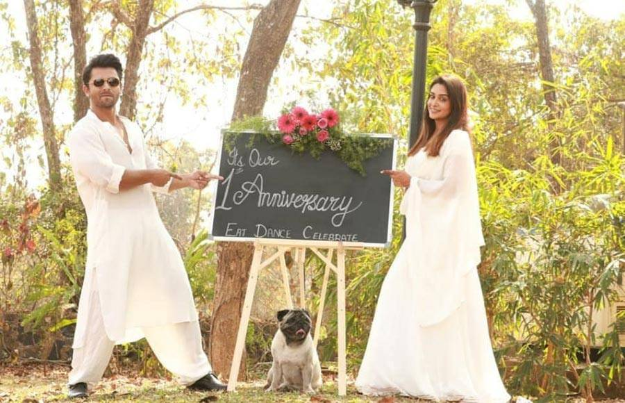 In pics: Shoaib Ibrahim and Dipika Kakar celebrate their first wedding anniversary