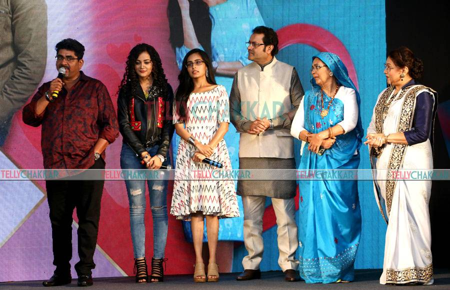 Press Launch of Yeh Rishtey Hain Pyaar Ke