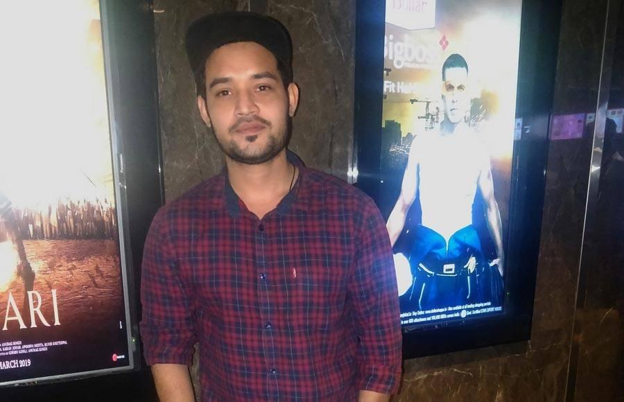 TV celebs galore at the screening of Kala Shah Kala