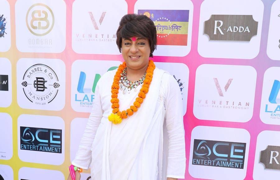 Celebs galore at Ekta Kapoor's Holi Invasion
