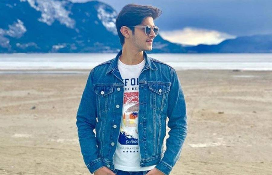 Rohan Mehra and Kanchi Singh enjoy vacation in Canada