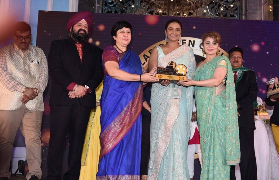 Women of film industry felicitated at Saraswati Bai, Dadasaheb Phalke Award 2019