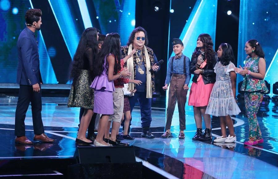 Sa Re Ga Ma Pa Li'l Champs dedicates a special episode for Kishor Kumar