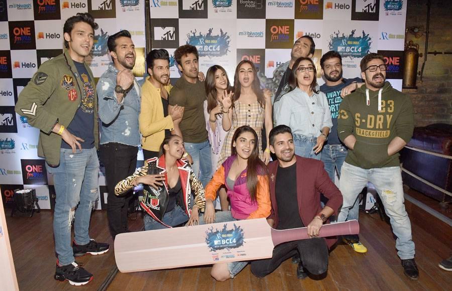 MTV BCL season 4 launch party was a rocking affair