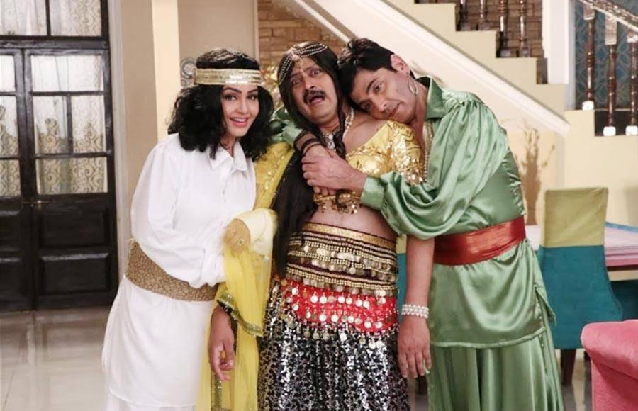 In pics: Laila aur Majnu special in &TV's Bhabiji