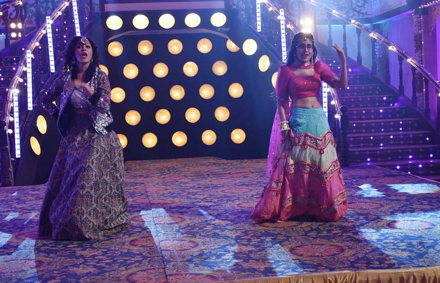 Sangeet cermony in Yeh Rishtey Hain Pyaar Ke