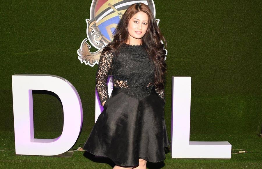 Celebs at the launch of DPL (Dreamz Premier League)