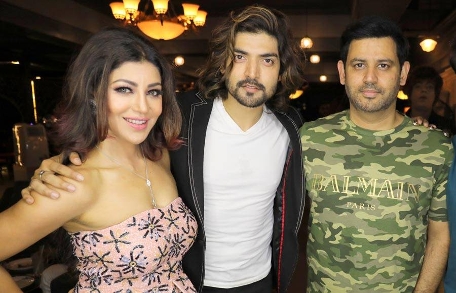 Debina Bonnerjee's star-studded birthday bash