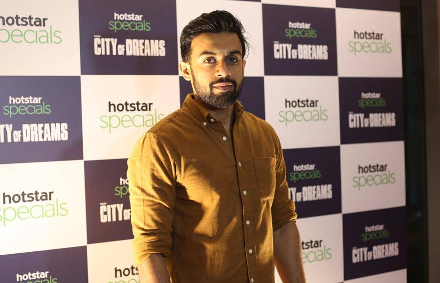 Red carpet screening of Hotstar special's City of Dreams