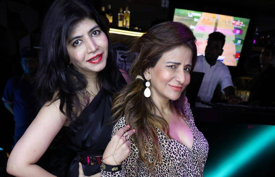 Launch of DJ Sheizwood & Deepshikha Nagpal's new single