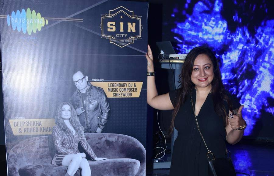 Launch of DJ Sheizwood & Deepshikha Nagpal's new single
