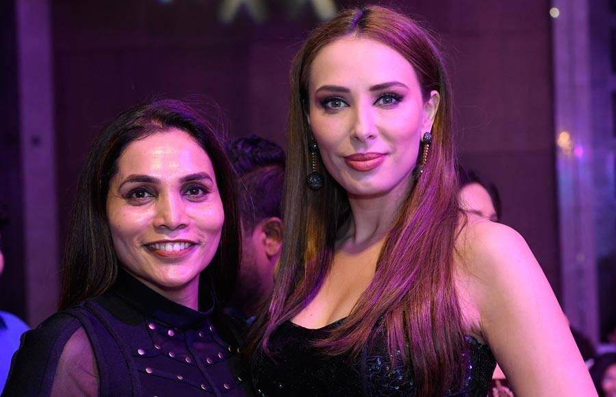 Celebrities at Global Spa Awards 2019