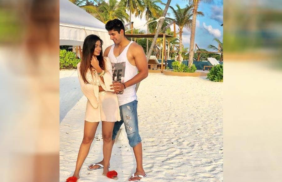Varun Sood-Divya Agarwal's exotic trip to Maldives