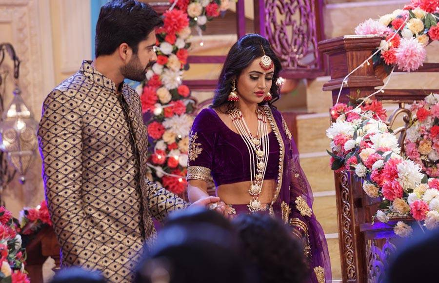 Madhav and Vaidehi to tie the knot in &TV's Main Bhi Ardhangini