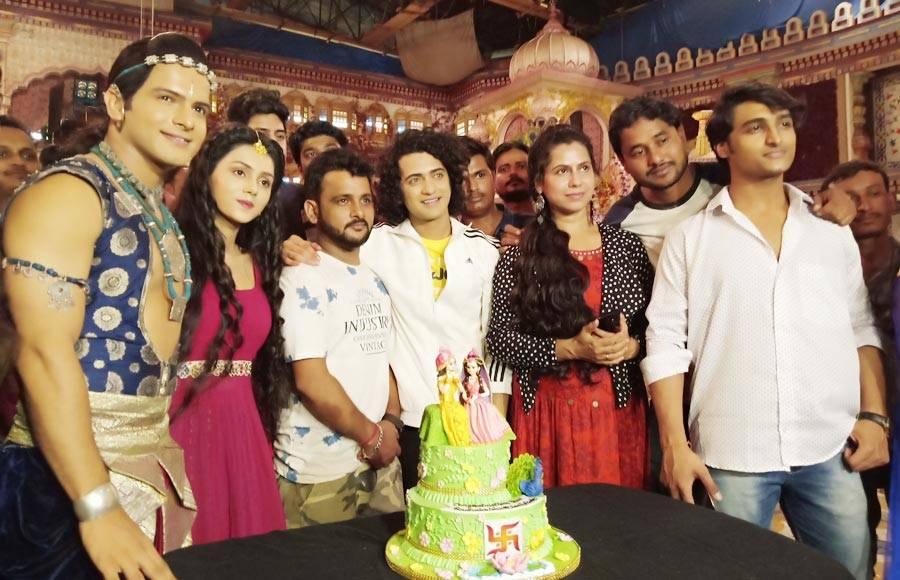 In pics: RadhaKrishn completes 200 episodes