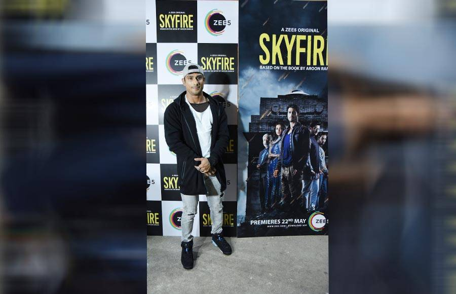 Screening of ZEE5's Skyfire