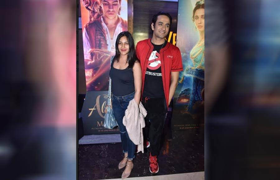 Popular TV celebrities attend Aladdin's special screening!