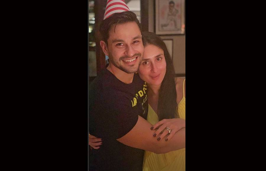 Kunal Kemmu celebrates birthday with family