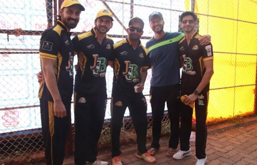 Actors Cricketers Bash (ACB)  starts with a bang!