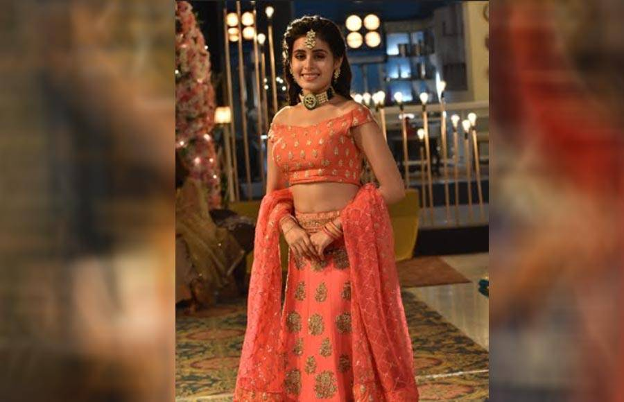 In pics: Kunal and Mishti's engagement ceremony in Yeh Rishtey