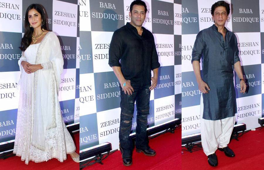 Popular stars attend Baba Siddique's Iftar Party