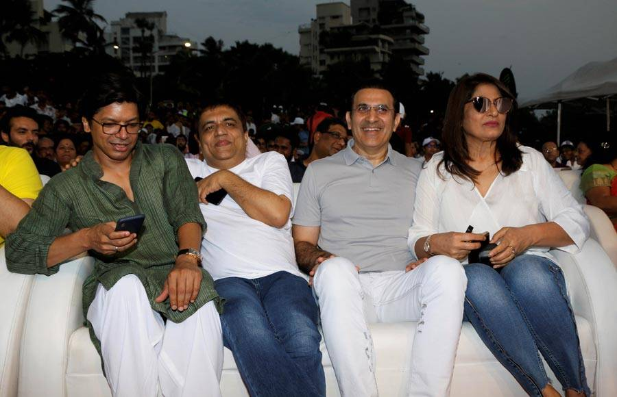 Celebs attend World Environment Day celebrations 2019