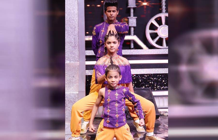 In Pics: Super Dancer Chapter 3 SEMI FINALE episode
