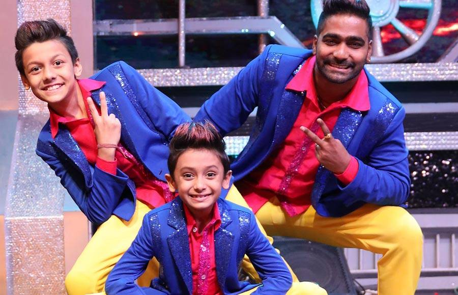 In Pics: Super Dancer Chapter 3 SEMI FINALE episode
