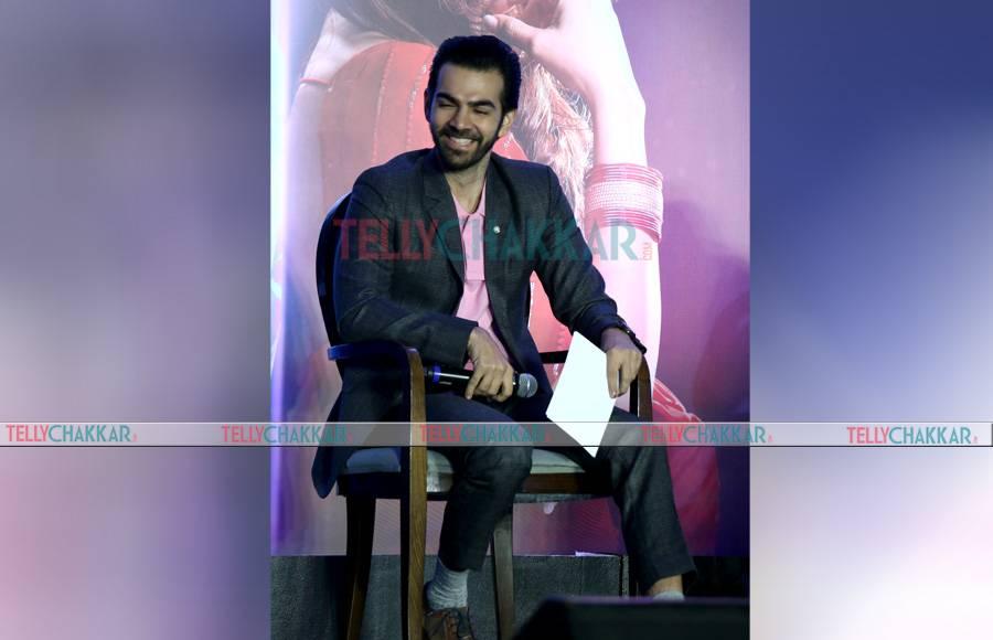 Launch of Star Plus' Kahaan Hum Kahaan Tum