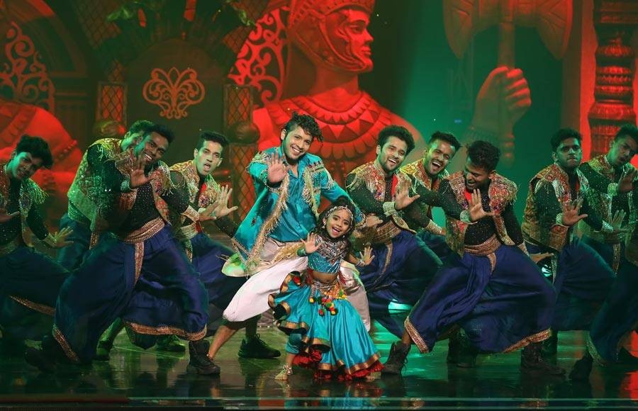 Grand Finale glimpses of Super Dancer Chapter 3