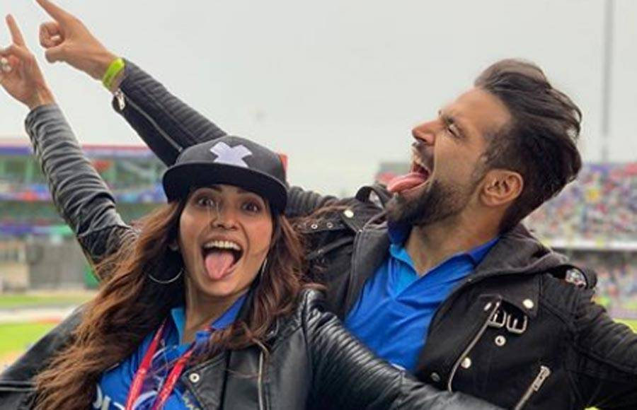 Good friends  Rithvik, Asha and Karan's vacay pics