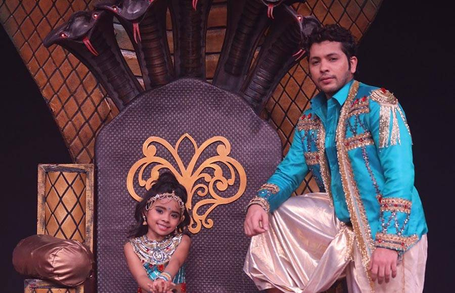 In Pics: Grand Finale of Super Dancer Chapter 3