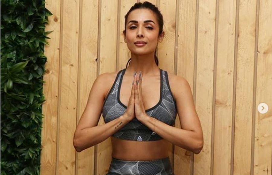 Celebs celebrate International Yoga Day