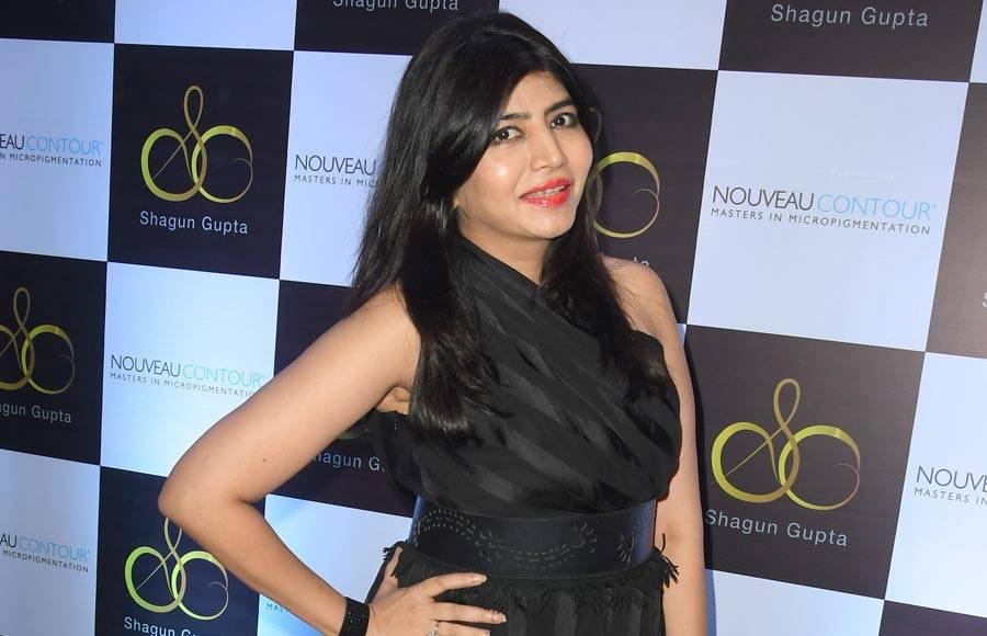Beauty Influencer Shagun Gupta launches Nouveau Contour