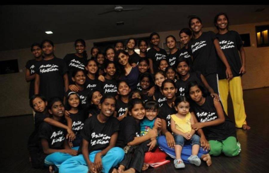 Aanchal Gupta spearheads social