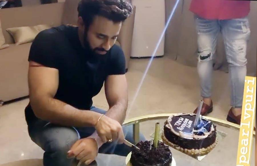 Pearl V Puri's birthday celebrations