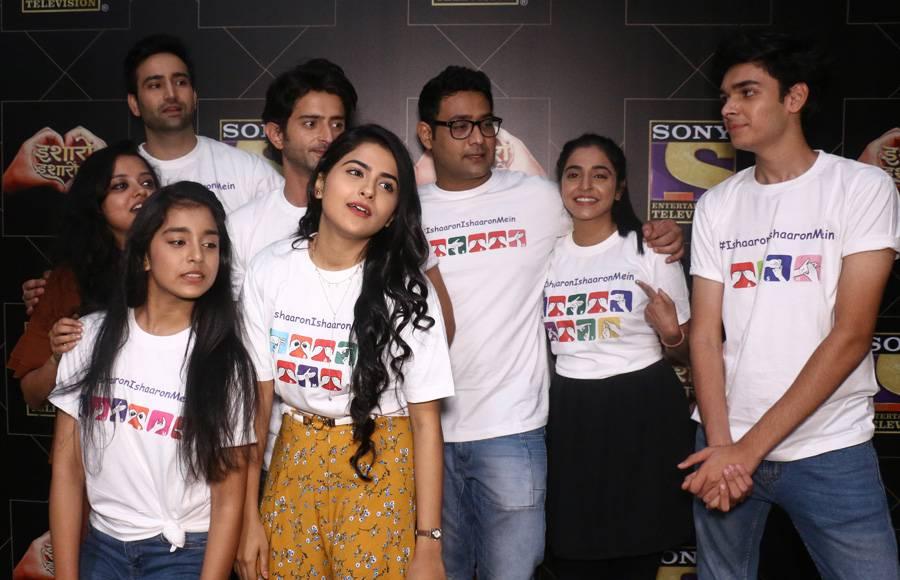 Launch of Sony TV's Ishaaron Ishaaron Mein