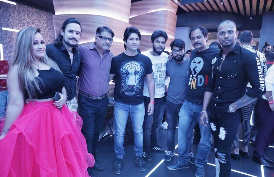 Music video launch of Darmiyaan