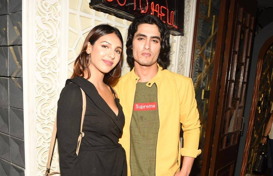 Launch of Divya Agarwal and Varun Sood's music video