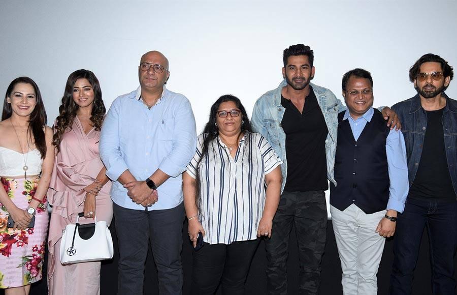 Vivan Bhathena's #MeToo Wolf of Bollywood Trailer Launch