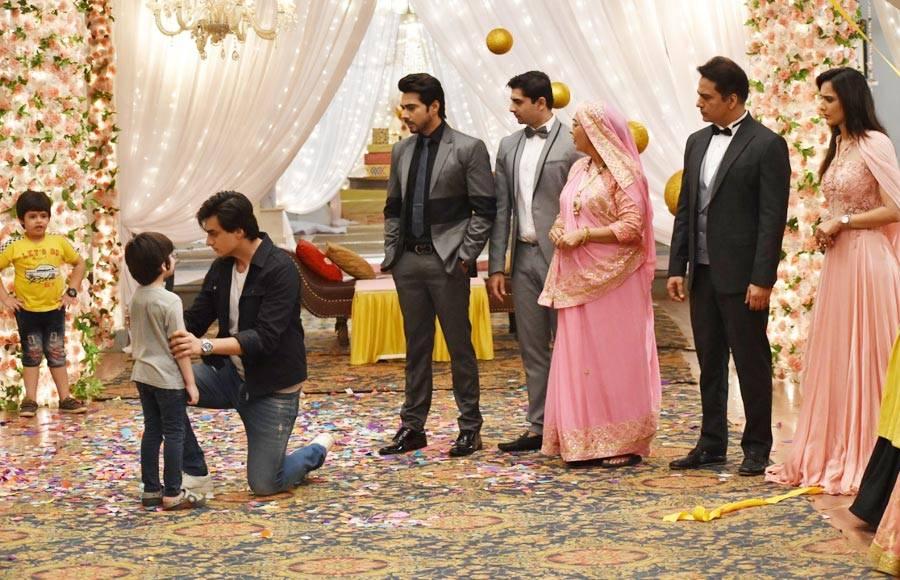 In pics: Wedding sequence in Yeh Ristha Kya Kehlata Hai