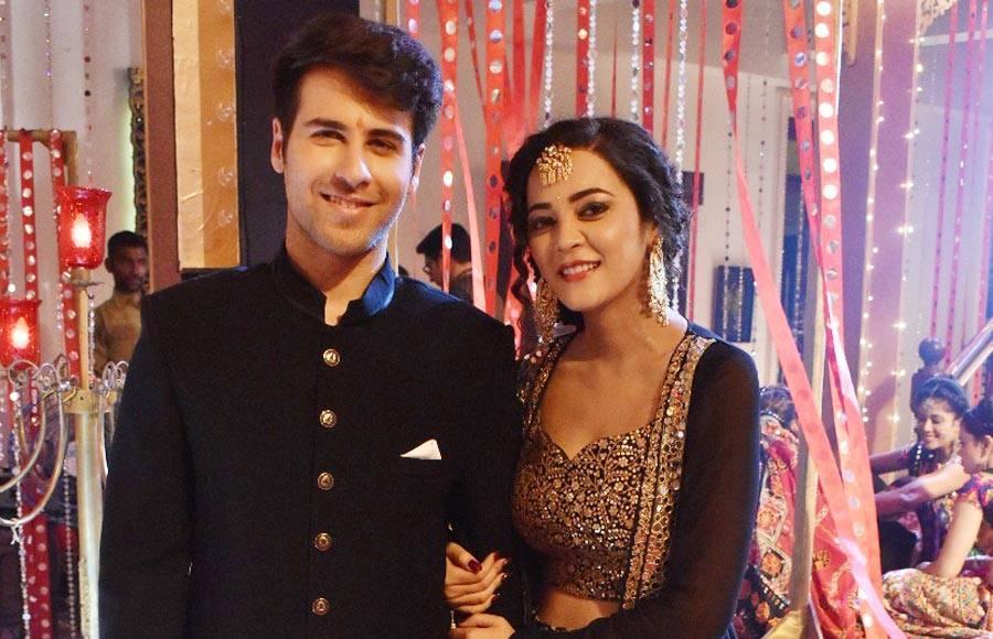 In pics: Kuhu and Kunal's engagement ceremony in Yeh Rishtey Hain Pyaar Ke