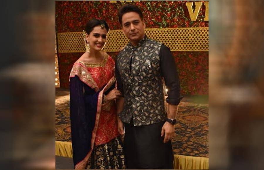Kartik and Vedika's mehendi ceremony in Yeh Rishta