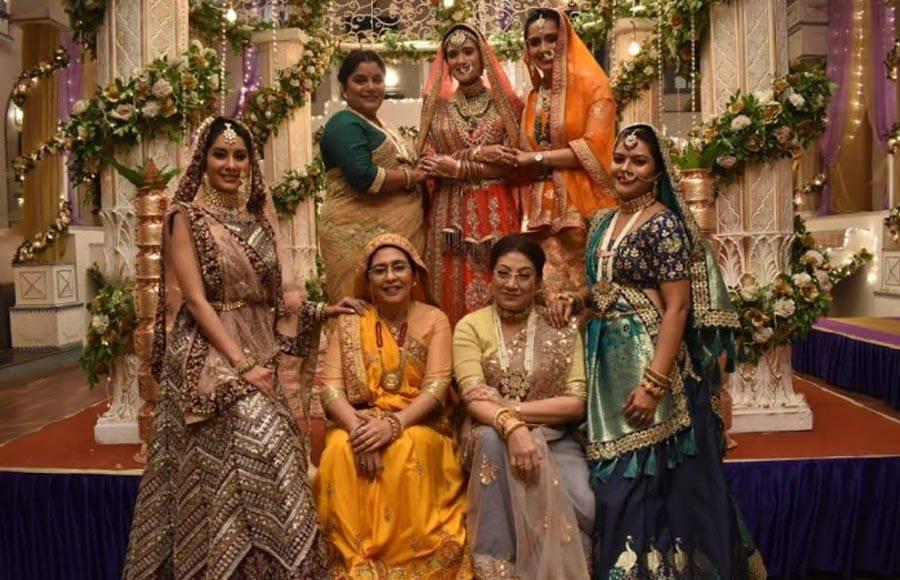 Wedding diaries in Yeh Rishta Kya Kehlata Hai and Yeh Rishtey Hai Pyaar Ke